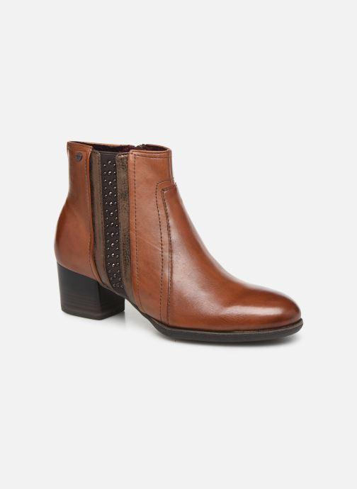 Bottines et boots Tamaris Prisca Marron vue détail/paire