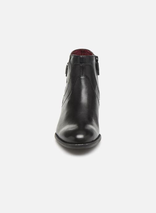 Bottines et boots Tamaris Roxane NEW Noir vue portées chaussures