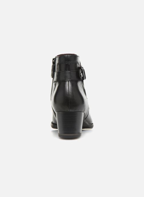 Bottines et boots Tamaris Roxane NEW Noir vue droite