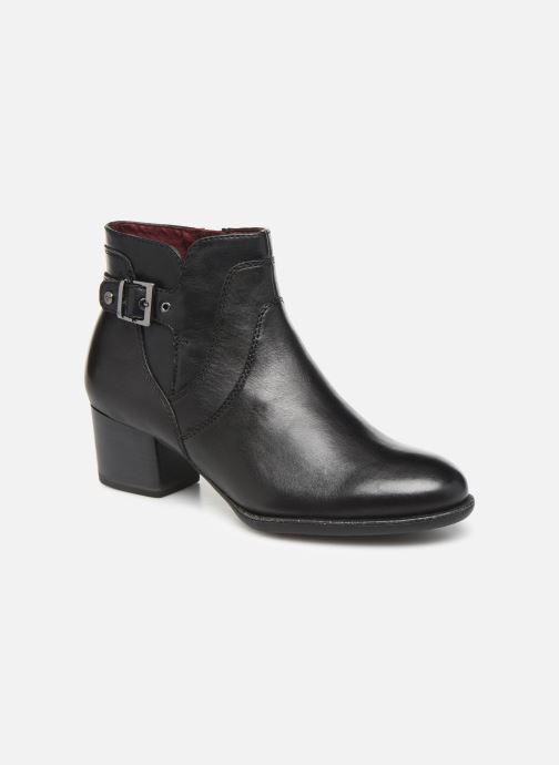 Bottines et boots Tamaris Roxane NEW Noir vue détail/paire