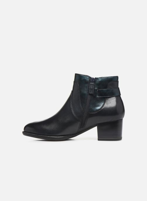 Ankle boots Tamaris Roxane NEW Blue front view