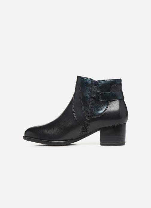 Bottines et boots Tamaris Roxane NEW Bleu vue face