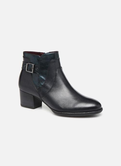 Bottines et boots Tamaris Roxane NEW Bleu vue détail/paire
