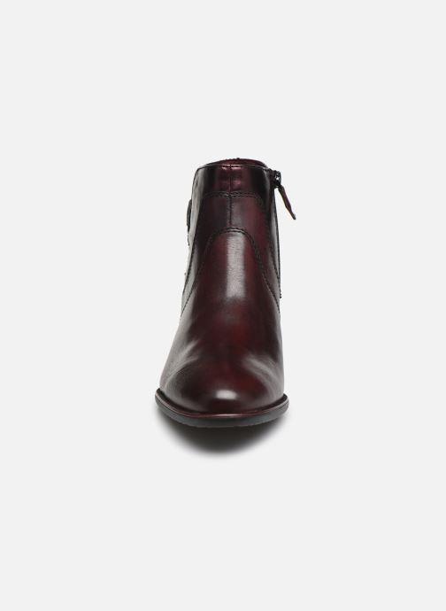 Bottines et boots Tamaris Roxane NEW Bordeaux vue portées chaussures