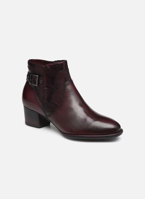 Bottines et boots Tamaris Roxane NEW Bordeaux vue détail/paire