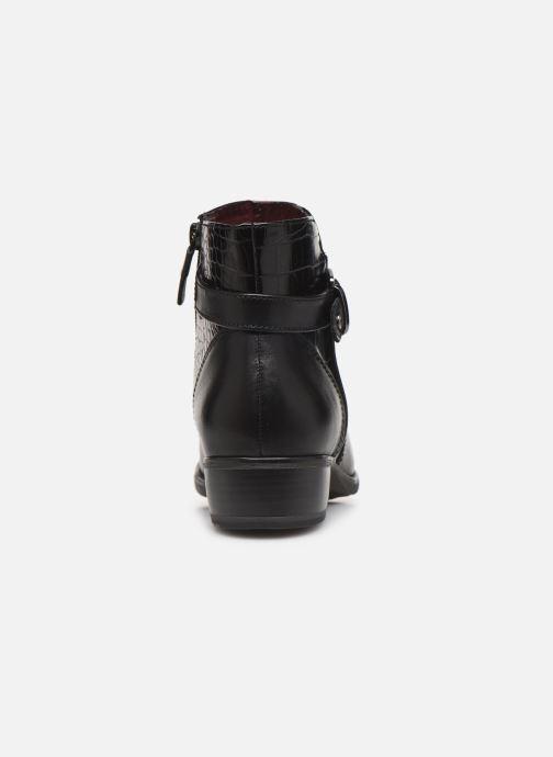 Bottines et boots Tamaris Riley Noir vue droite
