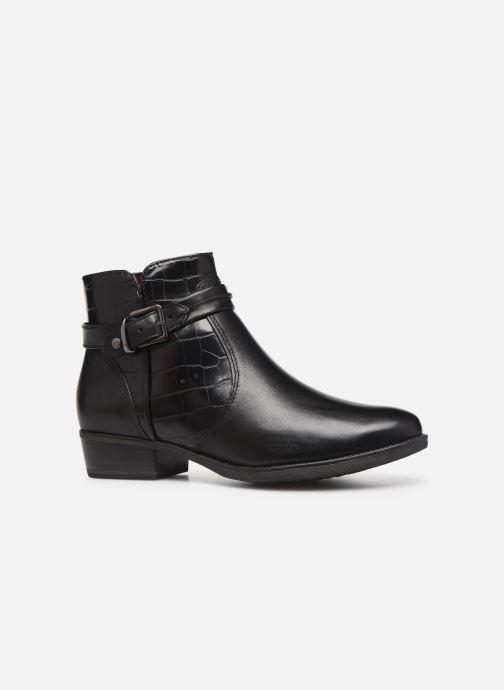 Bottines et boots Tamaris Riley Noir vue derrière