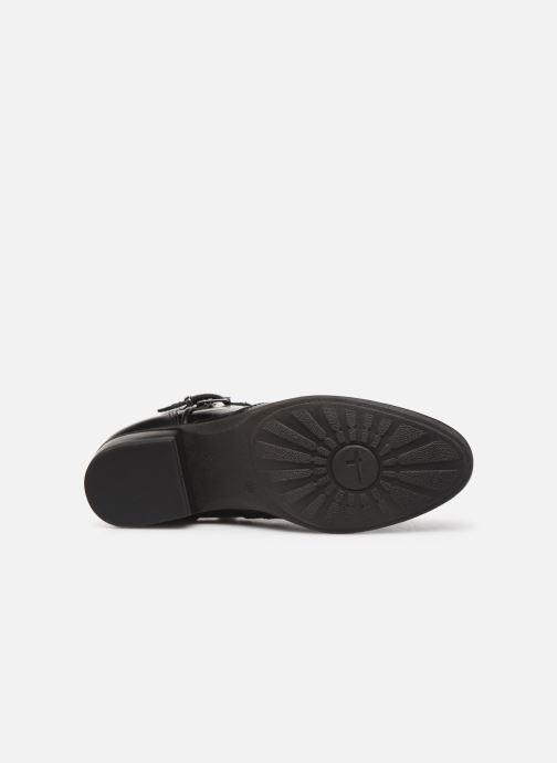 Bottines et boots Tamaris Riley Noir vue haut