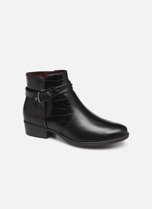 Bottines et boots Tamaris Riley Noir vue détail/paire