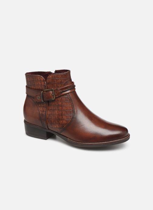 Bottines et boots Tamaris Greyia bis Marron vue détail/paire
