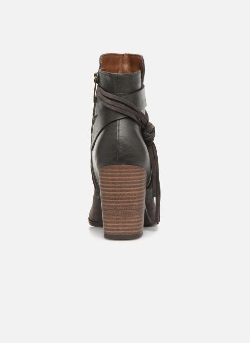 Bottines et boots Tamaris Sandy Gris vue droite