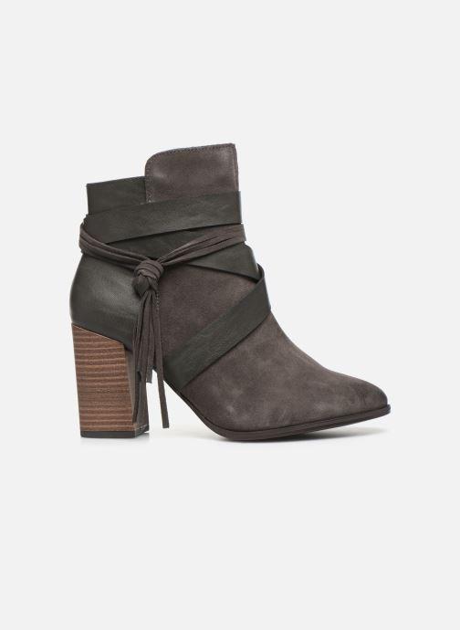 Bottines et boots Tamaris Sandy Gris vue derrière