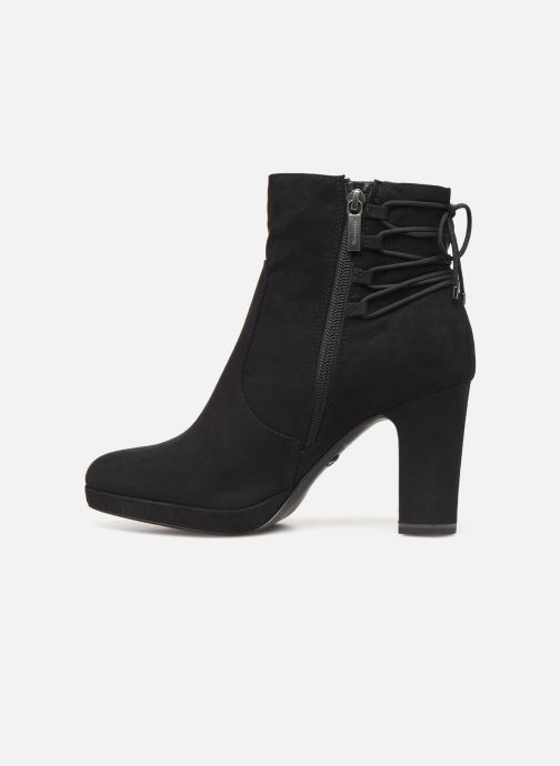 Bottines et boots Tamaris Sophia Noir vue face