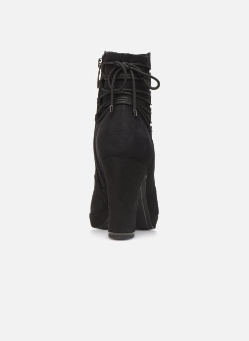 Bottines et boots Tamaris Sophia Noir vue droite