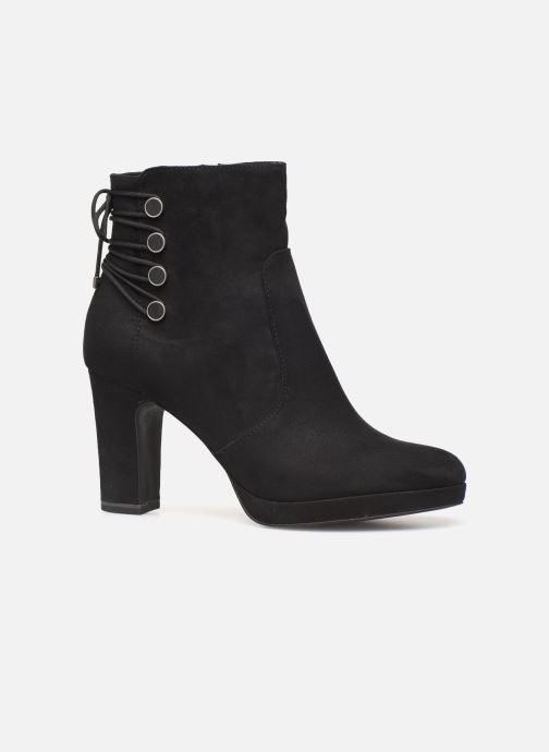 Boots en enkellaarsjes Tamaris Sophia Zwart achterkant