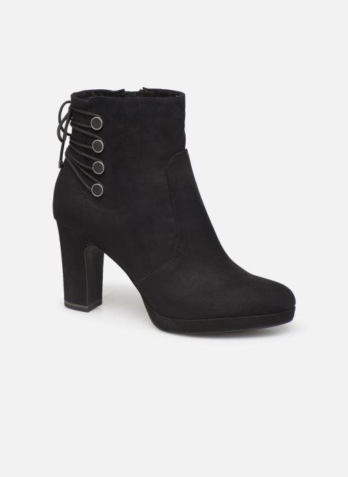 Bottines et boots Tamaris Sophia Noir vue détail/paire