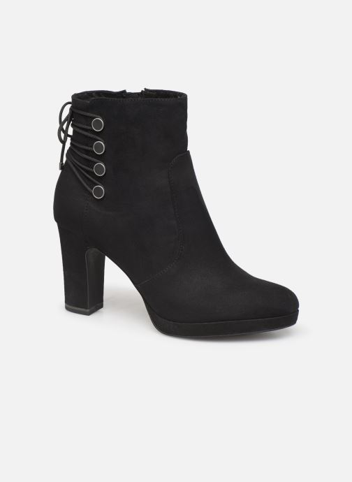 Boots en enkellaarsjes Tamaris Sophia Zwart detail