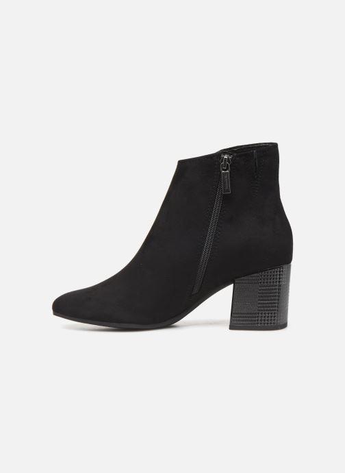 Bottines et boots Tamaris Sarah Noir vue face