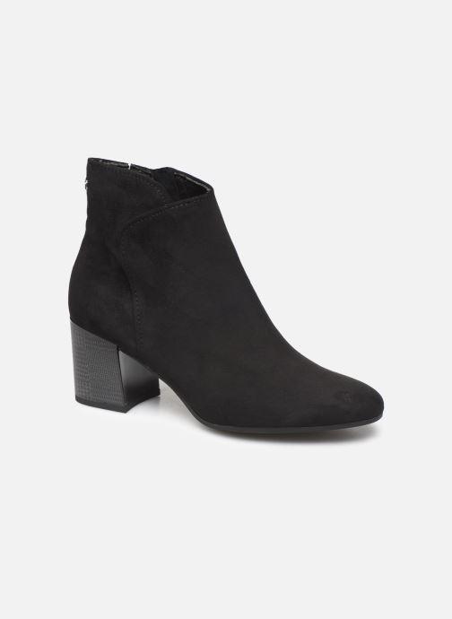 Bottines et boots Tamaris Sarah Noir vue détail/paire