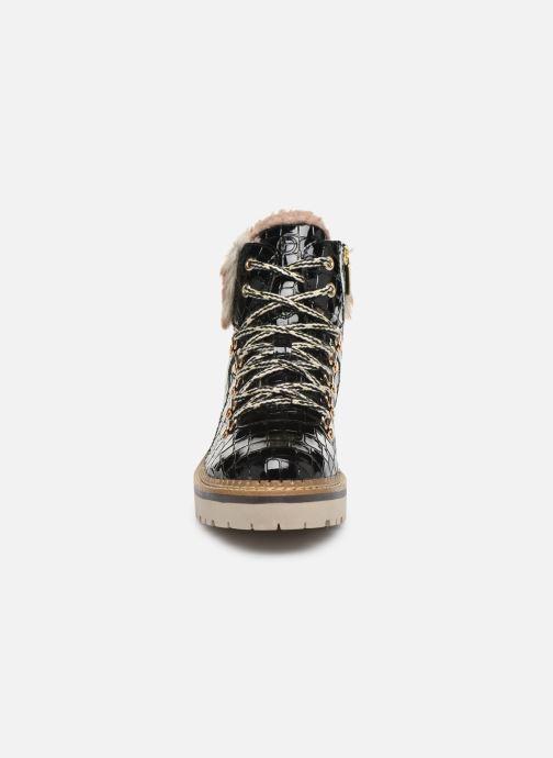 Bottines et boots Tamaris Sarah Noir vue portées chaussures