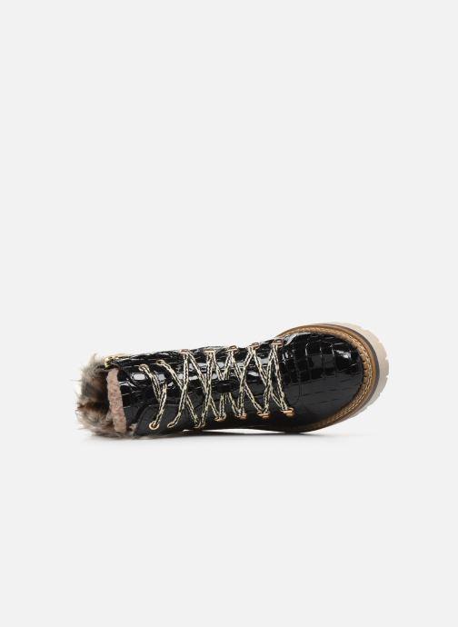 Bottines et boots Tamaris Sarah Noir vue gauche