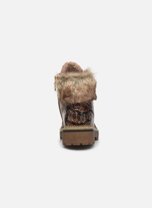 Bottines et boots Tamaris Sarah Marron vue droite