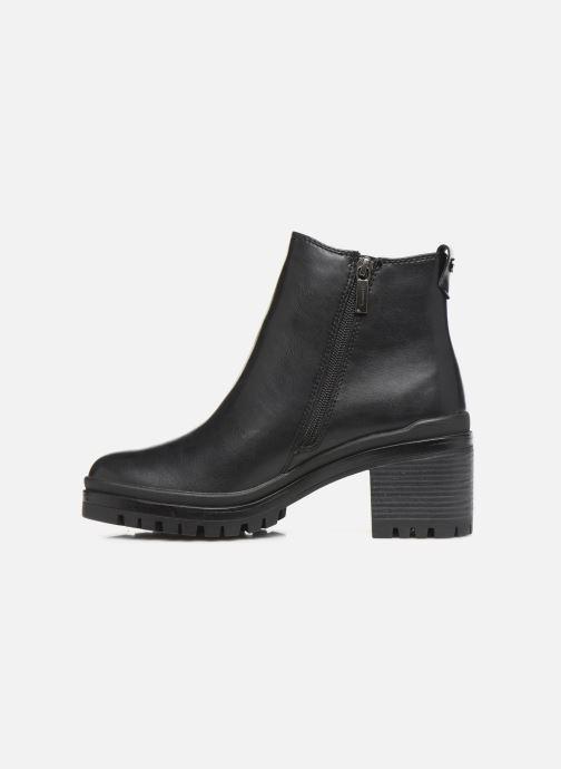 Boots en enkellaarsjes Tamaris Cléa Zwart voorkant