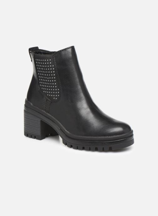 Boots en enkellaarsjes Tamaris Cléa Zwart detail