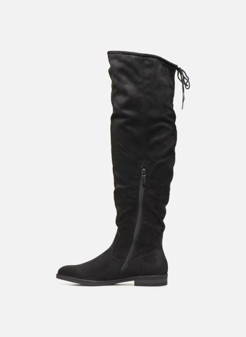 Stiefel Tamaris Clio schwarz ansicht von vorne
