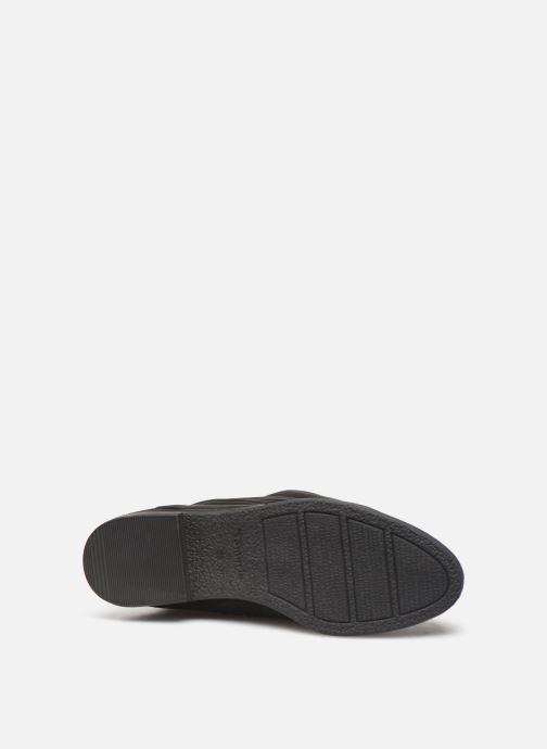 Stiefel Tamaris Clio schwarz ansicht von oben