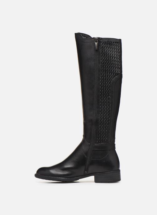Stiefel Tamaris TONA NEW schwarz ansicht von vorne