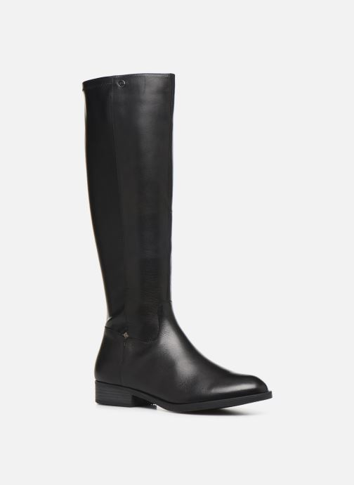 Boots & wellies Tamaris Nora Black detailed view/ Pair view