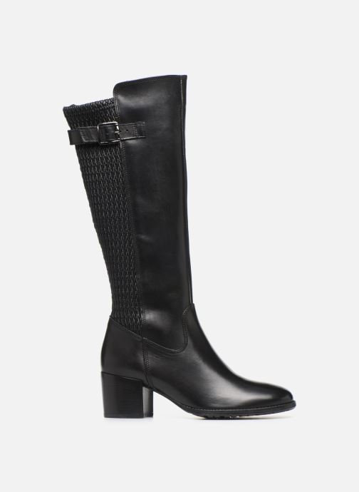 Boots & wellies Tamaris Fany Black back view