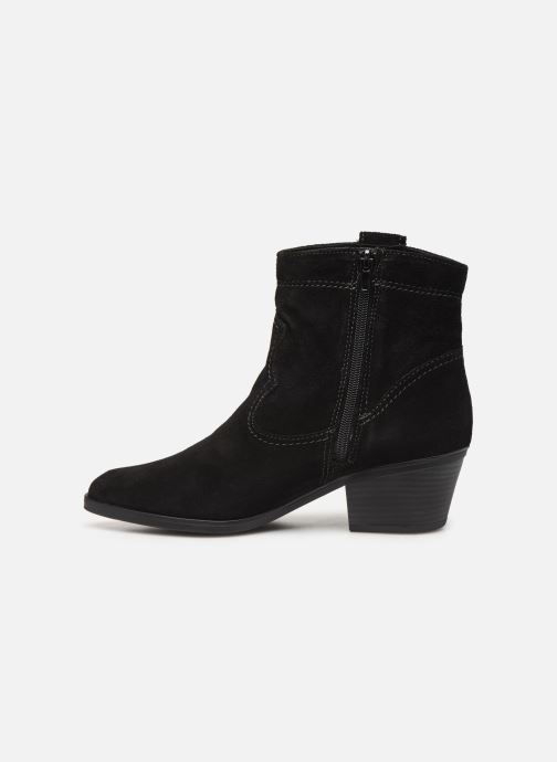 Ankle boots Tamaris Dasy Black front view