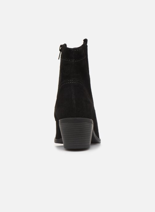 Ankle boots Tamaris Dasy Black view from the right
