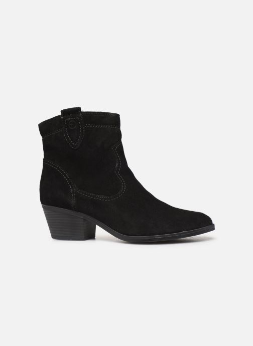 Ankle boots Tamaris Dasy Black back view
