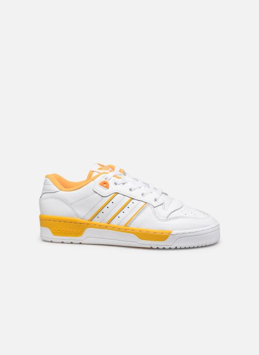 Deportivas adidas originals Rivalry Low Blanco vistra trasera