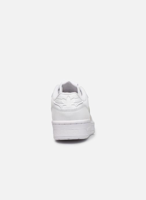 Sneakers adidas originals Rivalry Low Wit rechts