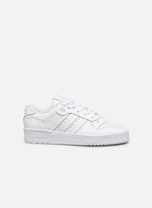 Sneakers adidas originals Rivalry Low Wit achterkant