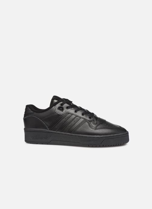 Baskets adidas originals Rivalry Low Noir vue derrière