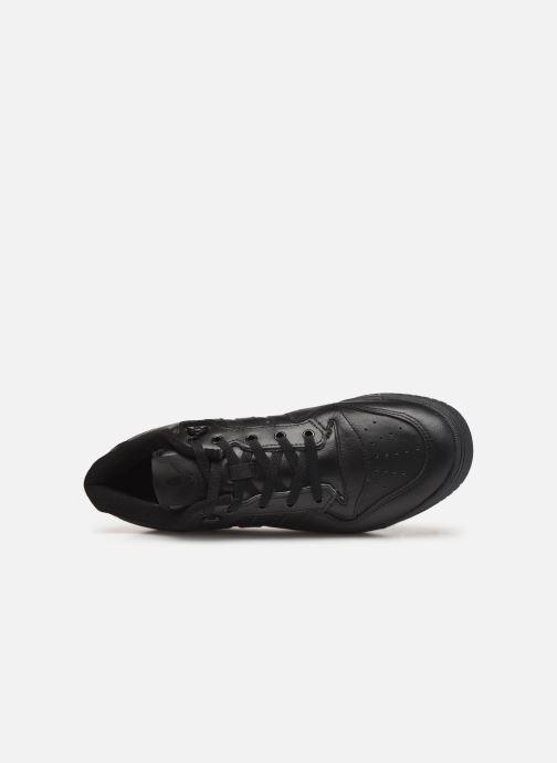 Baskets adidas originals Rivalry Low Noir vue gauche
