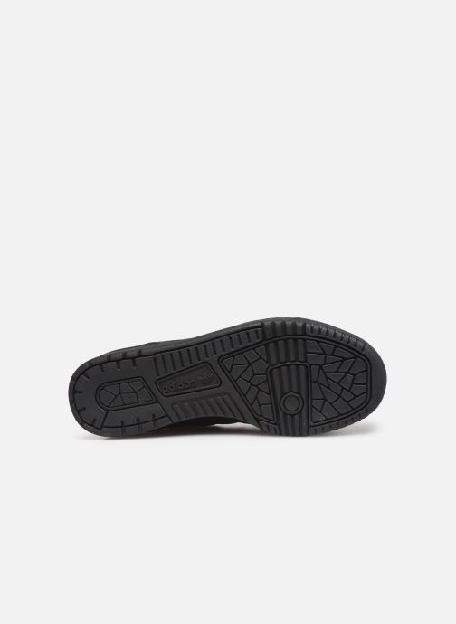 Baskets adidas originals Rivalry Low Noir vue haut