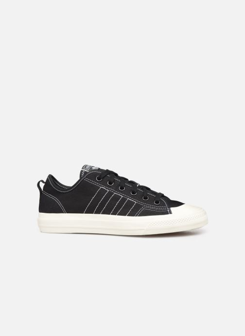 Sneaker adidas originals Nizza RF schwarz ansicht von hinten