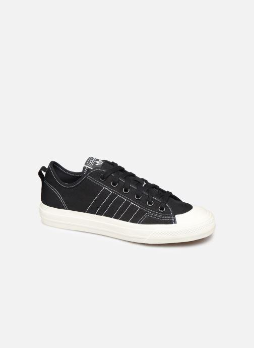 Sneaker adidas originals Nizza RF schwarz detaillierte ansicht/modell