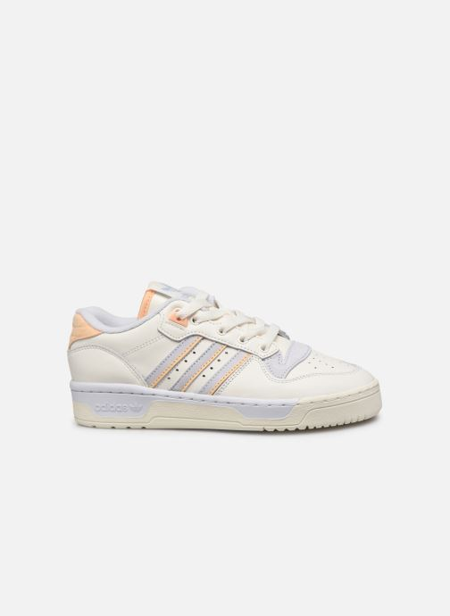 Sneakers adidas originals Rivalry Low W Wit achterkant