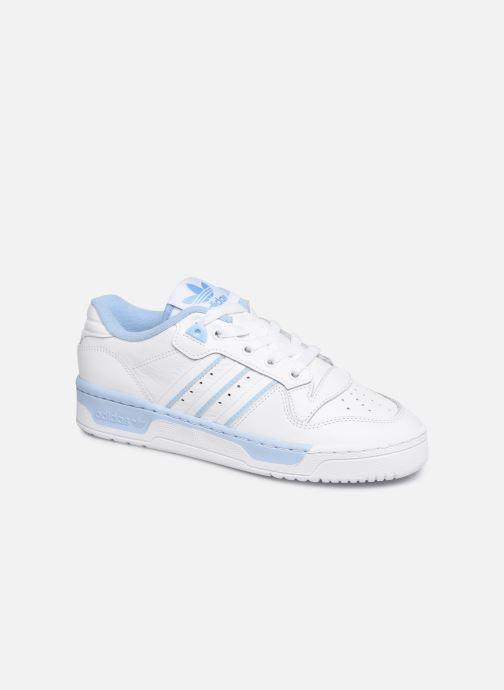 adidas originals Rivalry Low W (Blanc) Baskets chez
