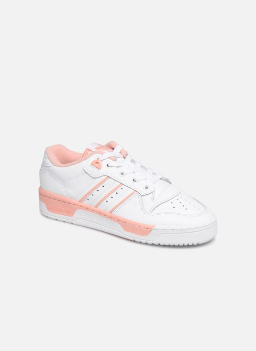 Sneakers adidas originals Rivalry Low W Bianco vedi dettaglio/paio