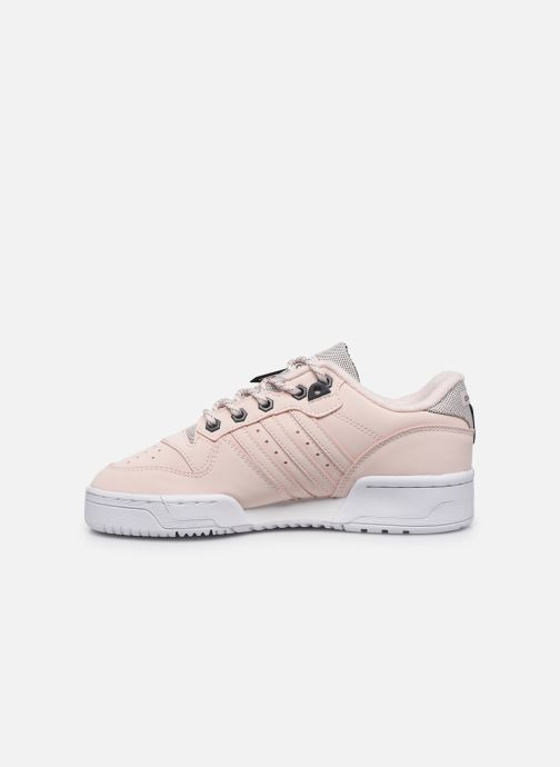 Baskets adidas originals Rivalry Low W Rose vue face