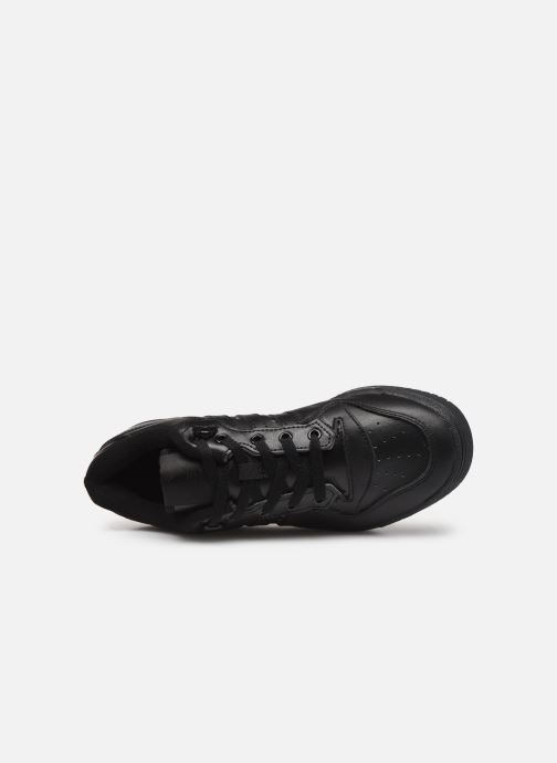 Baskets adidas originals Rivalry Low W Noir vue gauche