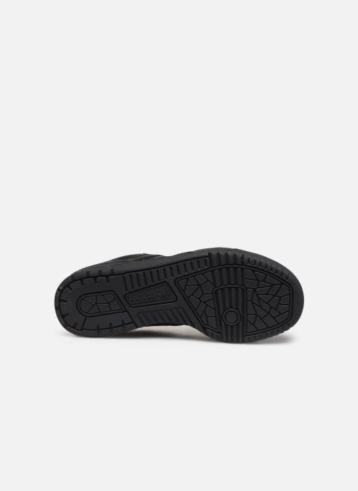 Baskets adidas originals Rivalry Low W Noir vue haut